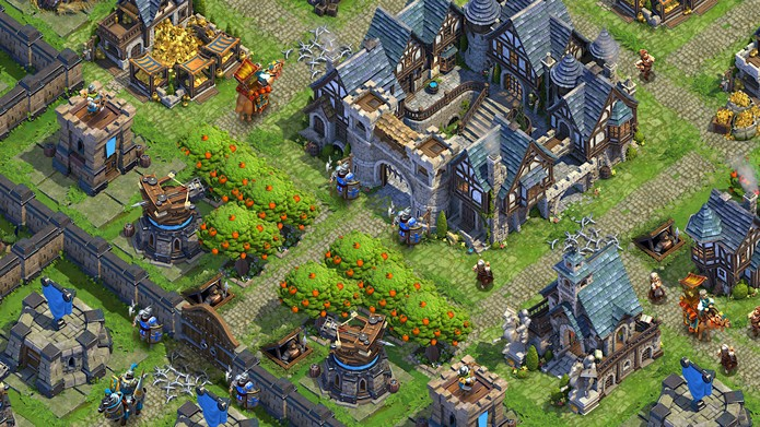 Dominations oferece uma jogabilidade multiplayer divertida e instigante (Foto: Divulgação)