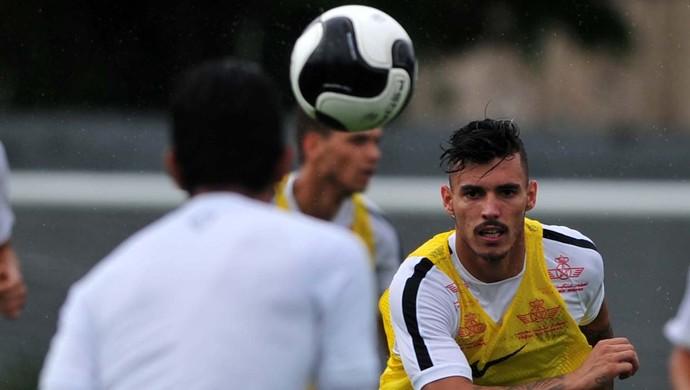 Zeca, lateral do Santos (Foto: Ivan Storti/Santos FC)