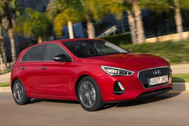 Hyundai i30 2017 (Foto: Divulgação)