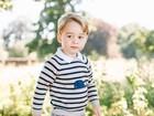 Príncipe George completa 3 anos e Palácio de Kensington divulga fotos