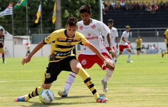 Novorizontino garante participação na Copa SP de Juniores e volta ser sede