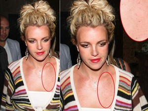 Britney Spears (Foto: Faded Youth / Reprodução)