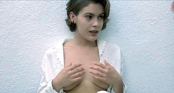 Alyssa Milano – A Sedução do Mal (1995) (Foto: Divulgação)