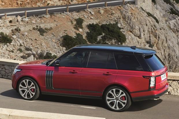 Range Rover SVAutobiography Dynamic (Foto:  Divulgação)