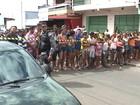 Pai é morto e filha de quatro anos é ferida por tiros no MA (Luciano Melo/TV MIrante)