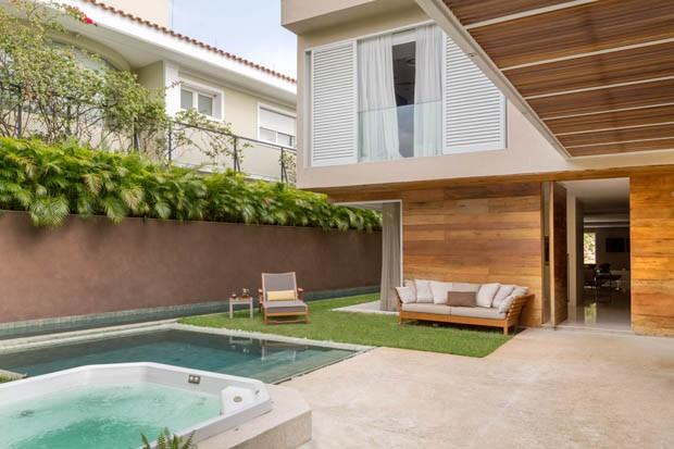 Projeto-Andrea-fachada-jardim (Foto: André Nazareth )