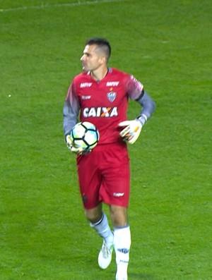 Victor; Atlético-MG (Foto: Reprodução/ Premiere)