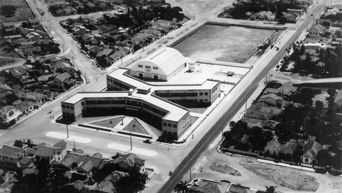 ABC 100 anos: primeiro campo Atheneu (Foto: Ribamar Cavalcante/Arquivo Pessoal)