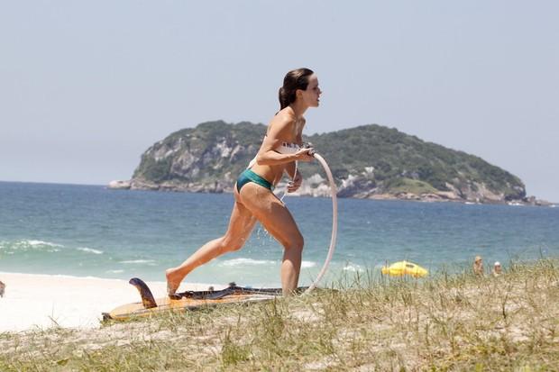 Fernanda Pontes (Foto: Henrique Oliveira/Fotorio News)