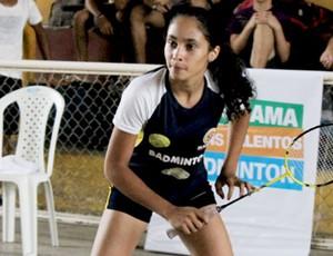 Sâmia Lima - Badminton - Piauí (Foto: Náyra Macêdo/GLOBOESPORTE.COM)