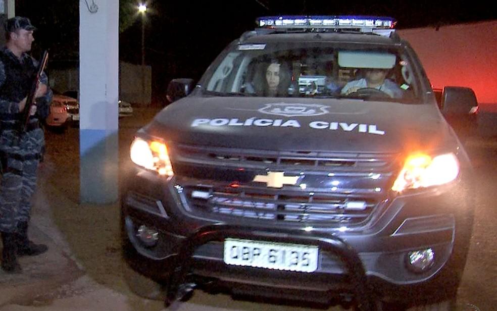 Silval Barbosa (PMDB) estava preso desde 2015 e saiu do Centro de Custódia de Cuiabá nesta terça-feira (13). (Foto: Reprodução/TVCA)