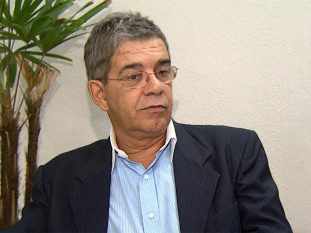 Luchesi Jr. acumula os cargos de secretário de Governo e de Esportes em Ribeirão Preto (Foto: Reprodução/EPTV)