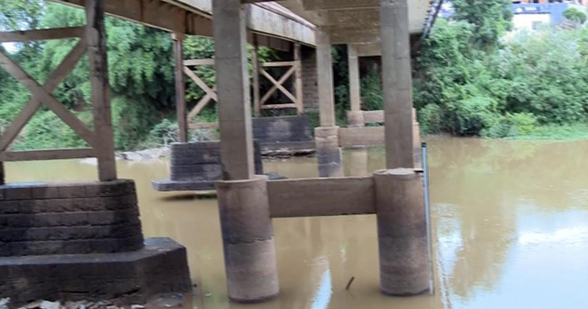 Rio Verde atinge pior nível em 40 anos para janeiro em Três ... - Globo.com