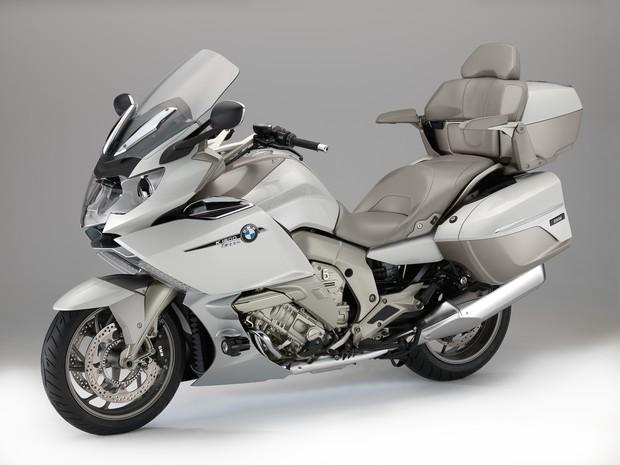 BMW K 1600 GTL Exclusive (Foto: Divulgação)