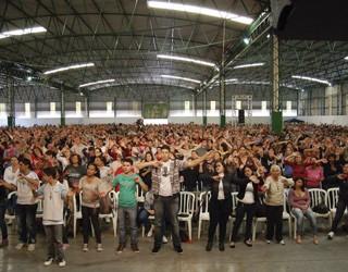 Encontro de Pentecostes (Foto: Divulgação)