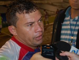 Lee, atacante da Queimadense (Foto: Silas Batista / Globoesporte.com/pb)