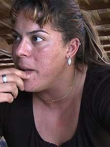 Ex-nadadora Rebeca Gusmão (Foto: TV Globo/Reprodução)