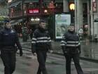 Bélgica busca 'vários suspeitos' e mantém alerta máximo na 2ª feira
