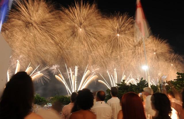 A festa de Ano Novo do Copacabana Palace (Foto: Divulgação)
