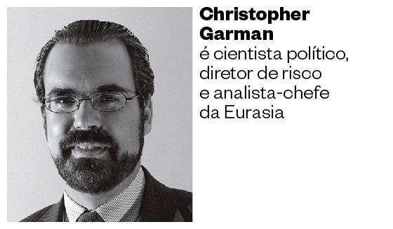 Christopher Garman  (Foto: Arquivo pessoal )