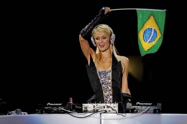 Paris Hilton (Foto: Divulgação)