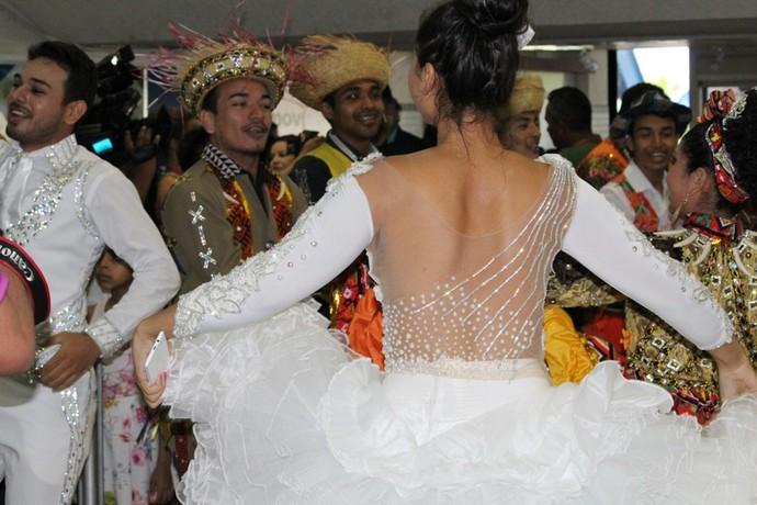 Tocha Roraima (Foto: Nailson Wapichana)