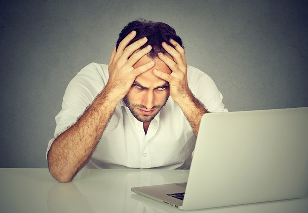 computador, notebook, internet, estresse (Foto: Thinkstock)
