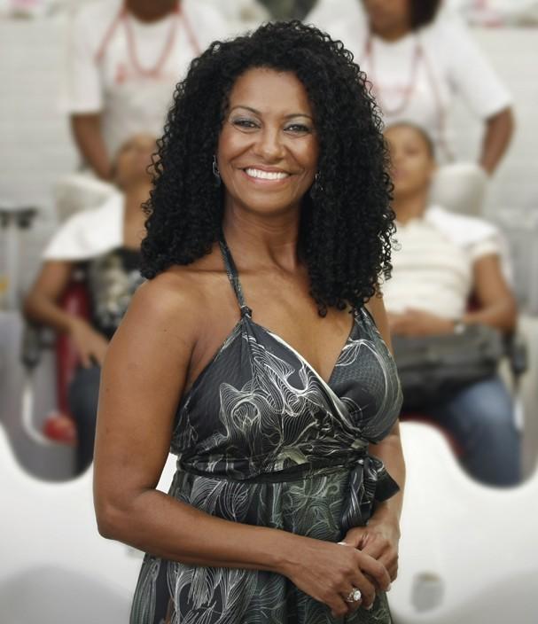 Zica Assis: a rainha das cacheadas que você respeita! (Foto: Divulgação)