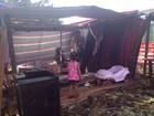 Famílias vítimas de incêndio voltam a ocupar área da tragédia em Macapá