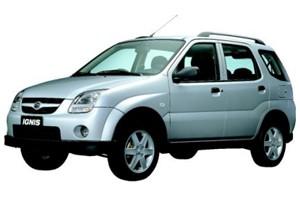 Suzuki Ignis 2001 (Foto: Divulgação)