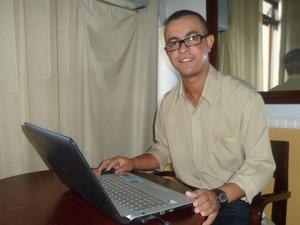 Empresário Dorian da Silva Santos foi um dos pioneiros da Telexfree na Bahia (Foto: Reprodução/Facebook)