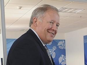 O embaixador dos EUA no Brasil, Thomas Shannon (Foto: Wilson Dias / Agência Brasil)