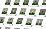 Nanopops: divirta-se com craques históricos da Copa América (Editoria de Arte)