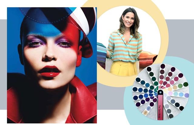 Colorimetria (Foto: Arte Vogue Online)
