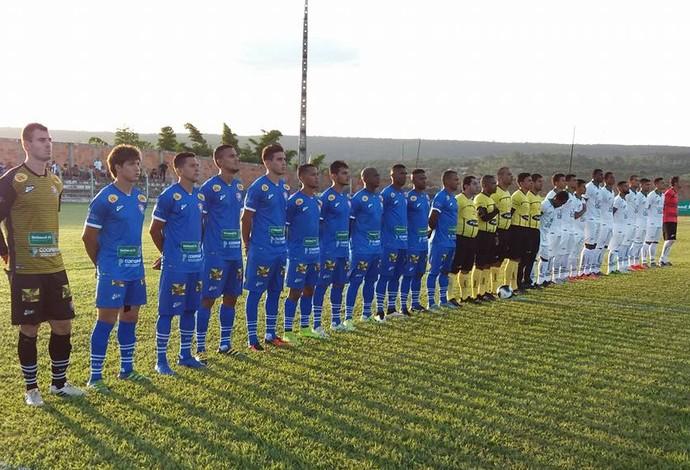 Paracatu Mamoré amistoso Estádio Frei Norberto (Foto  Paracatu FC  Divulgação) ad0385fd1bf7b