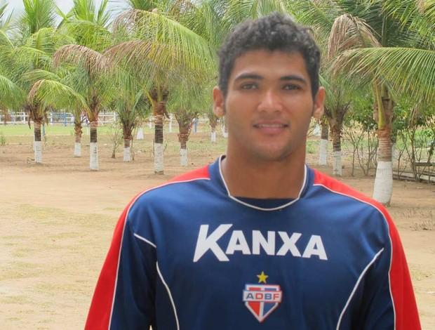 Filipe, goleiro do Bahia (Foto: Gustavo Serbonchini / Globoesporte.com)