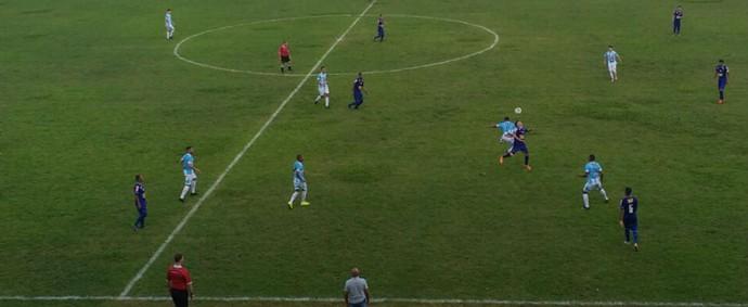 Marília x Cruzeiro, Copa SP (Foto: Gabriela Cardoso / TV TEM)