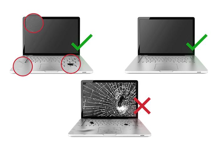 São aceitos para troca computadores com pequenas avarias de uso (Foto: Divulgação)