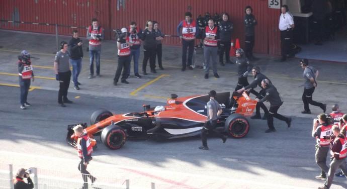 Alonso McLaren (Foto: .)