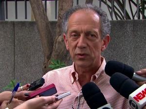 GNews - Walter Feldman (Foto: Reprodução/GloboNews)