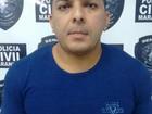 Homem é preso com espingarda, BMW e anabolizantes em São Luís