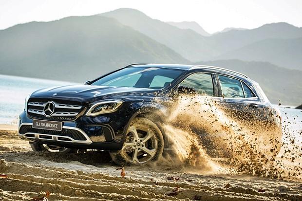 Mercedes-Benz GLA 200 Advance (Foto: Divulgação)