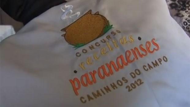 Concurso de Receitas Paranaenses Caminhos do Campo (Foto: Reprodução/ RPC TV)