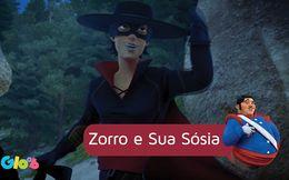 Zorro e Sua Sósia