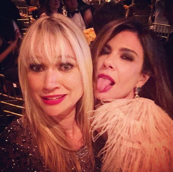 Fabiana Saba e Luciana Gimenez (Foto: Reprodução/Instagram)