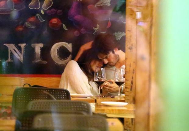Ian Somerhalder e Nikki Reed  (Foto: Gabriel Reis e Delson Silva / Ag. News)