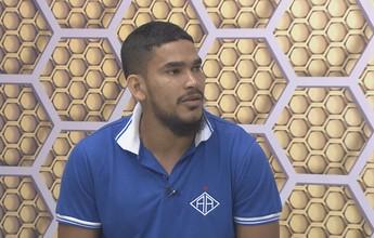 """Diego revela preferência por Florestão e espera 5 mil no """"jogo do acesso"""""""