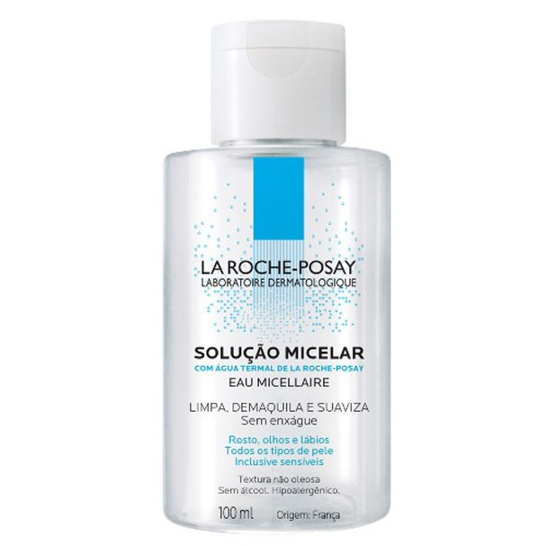 La Roche-Posay (200 ml por R$ 59,90 no laroche-posay.com.br) (Foto: Divulgação)