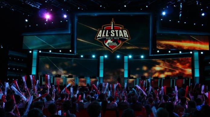 League of Legends iniciou o All-Star 2014 na França (Foto: Felipe Vinha/TechTudo) (Foto: League of Legends iniciou o All-Star 2014 na França (Foto: Felipe Vinha/TechTudo))