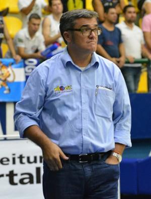 Paco García Mogi das Cruzes x Basquete Cearense NBB (Foto: Cairo Barros)